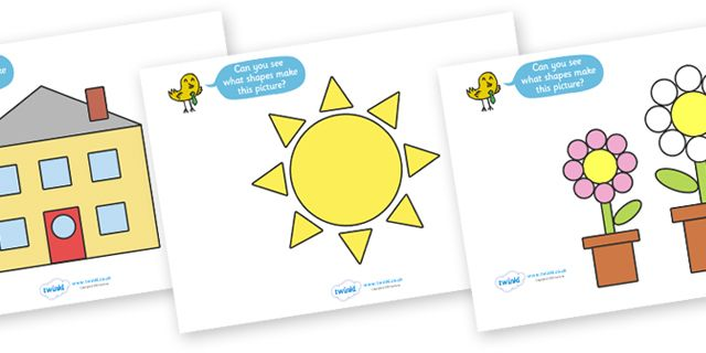 Twinkl Resources >> 2D Shape Activity Posters  >> Thousands of printable primary teaching resources for EYFS, KS1, KS2 and beyond! 2D shapes, in the environment, shape poster, shape flashcards, shape recognition, shapes in the environment,