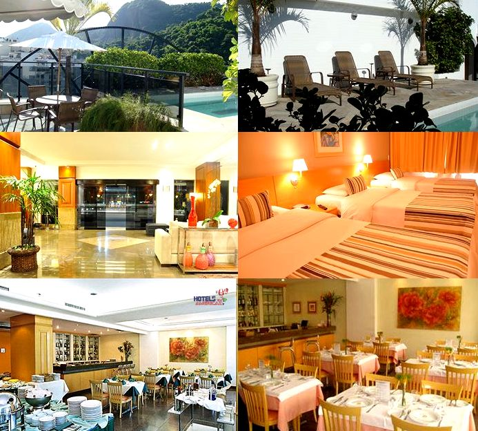 Special Deal: SAVE 30% at Best Western Augusto's Rio Copa #Hotel in #RiodeJaneiro, #Brazil! http://smarturl.it/Augustos