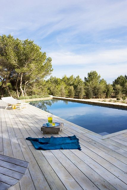 more interior eye candy from formentera by the style files