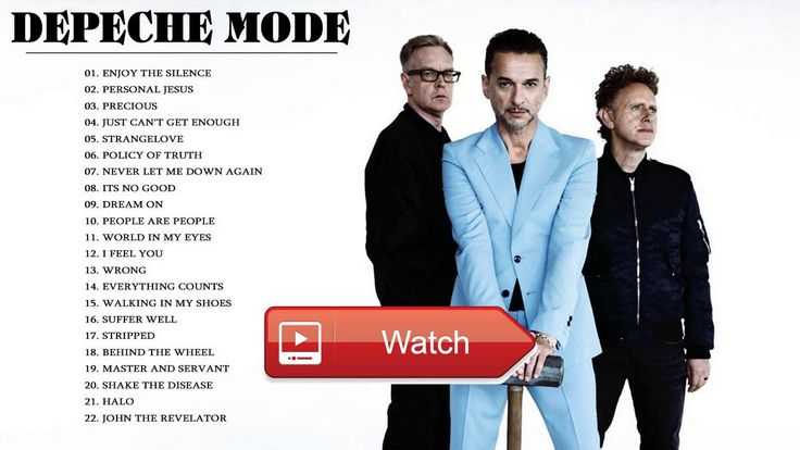 Best of Depeche Mode playlist Depeche Mode's greatest hits album  Best of Depeche Mode playlist Depeche Mode's greatest hits album Adele playlist Thanks for watching