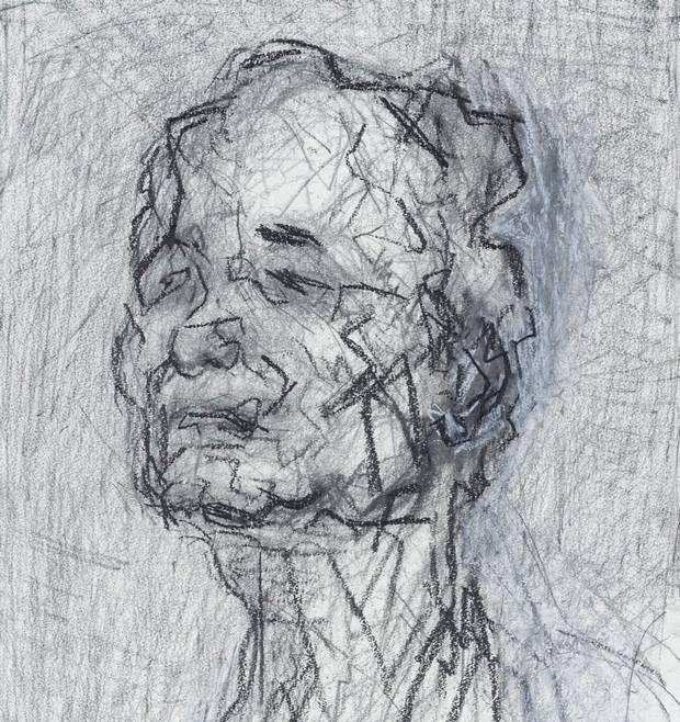 Frank Auerbach: Speaking and Painting by Catherine Lampert, book review: Portrait of the artist as no ordinary man - Reviews - Books - The Independent