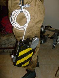 Cómo hacer un disfraz casero de cazafantasmas (o ghostbusters) para carnaval.