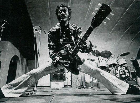 Mr Chuck Berry