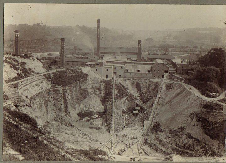 Don Valley Brickworks 1900ish