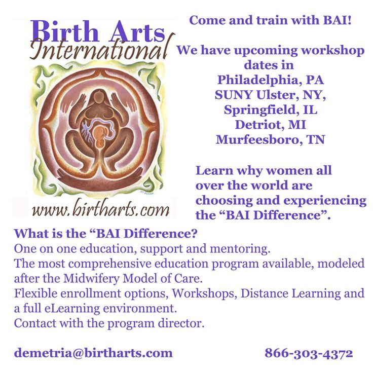 Birth Arts International- Postpartum Support and the C ...