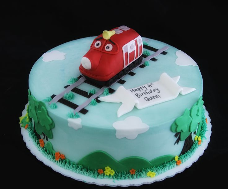 16 best chuggington images on Pinterest Birthday cakes Birthday