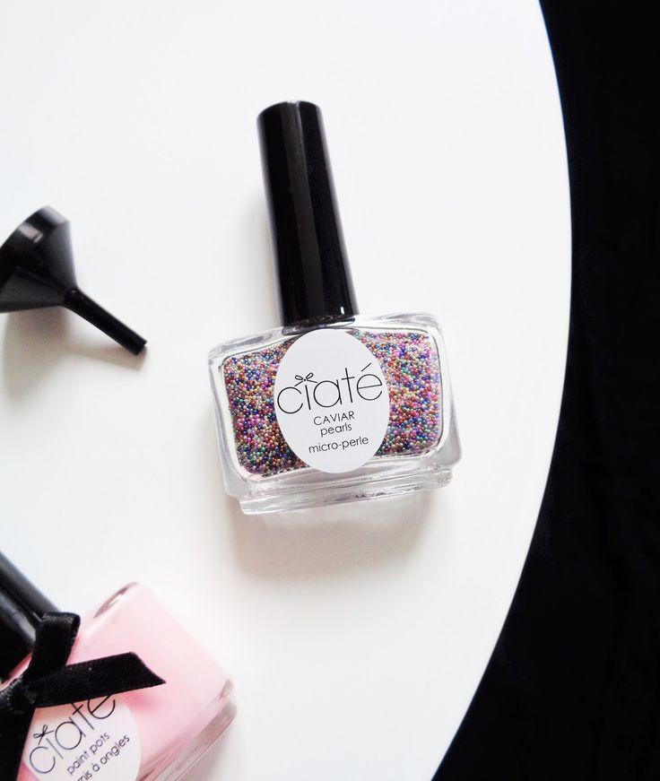 Caviar Manucure Ciaté - Blog