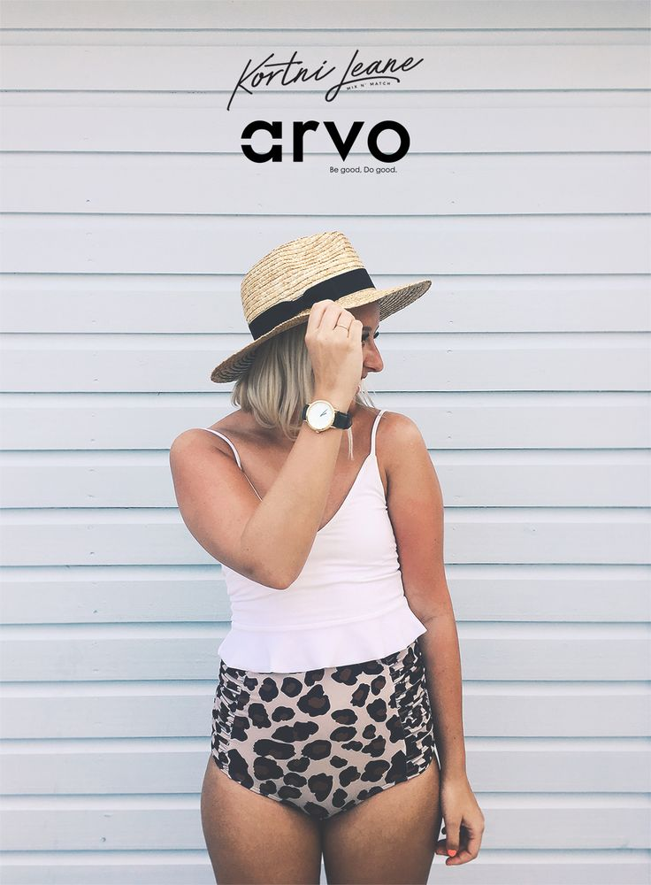 2 winners will each get an @arvowear watch and a @kortnijeane swimsuit of their choice! That's a $200 prize each for 2 lucky people. Enter now!
