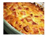 Dukan Diet Ham And Cheese Quiche recipe