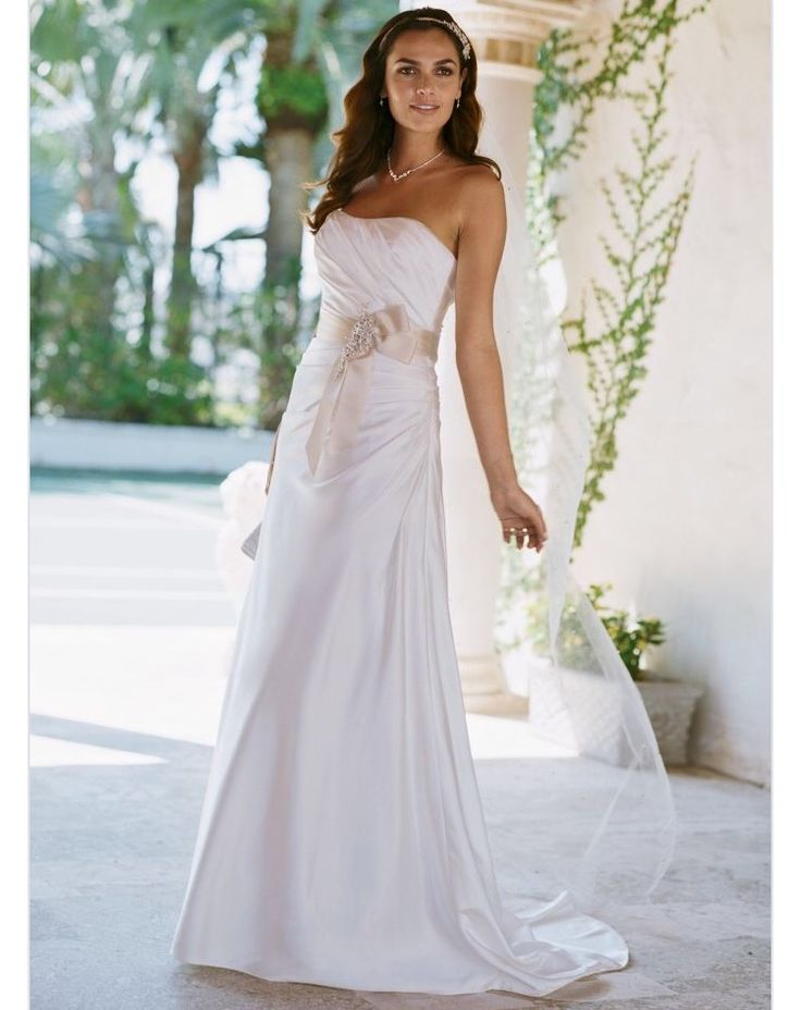 Best David us Bridal wedding dress
