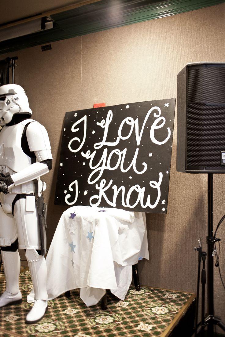 Pensacon Star Wars Wedding