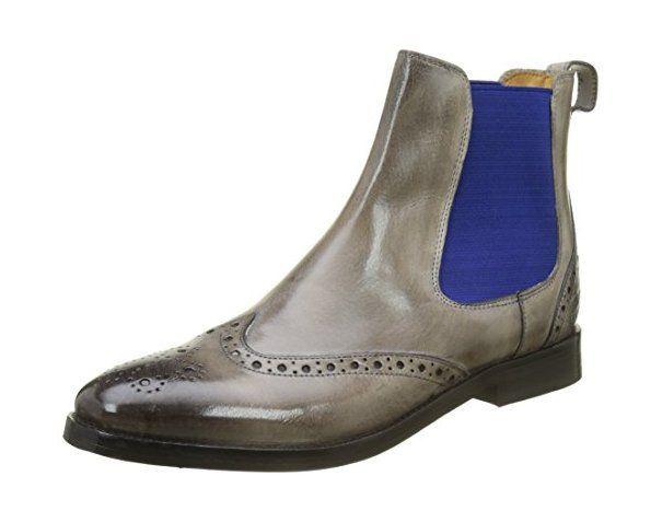 *Werbung* Melvin & Hamilton Damen Amelie 5 Chelsea Boots: #Schuhe #Boots