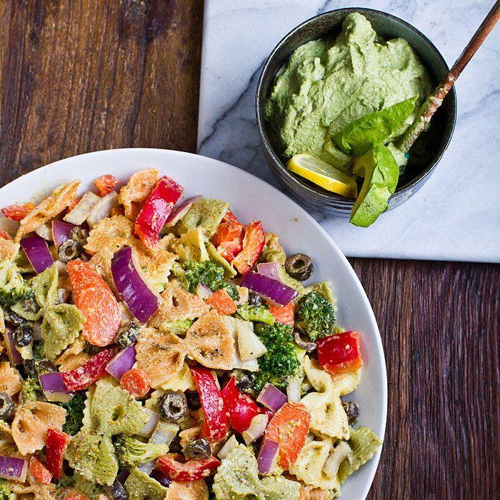 13 Crowd-Pleasing Pasta Recipes Fit For Vegans