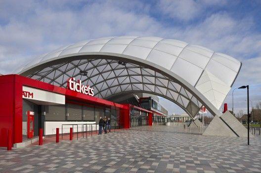 Adelaide Entertainment Centre by DesignInc