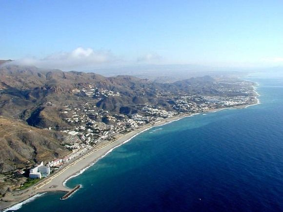 Mojacar Playa, Almeria, Spain