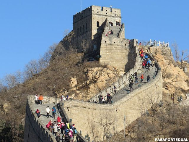 Muralla China por libre