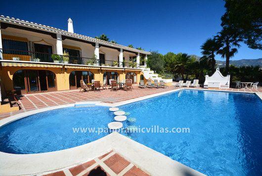5 Bedroom - Mijas Golf Villa - Games Room