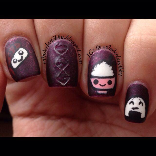 72 best My MATTE Nail Art! images on Pinterest   Matte nail art ...