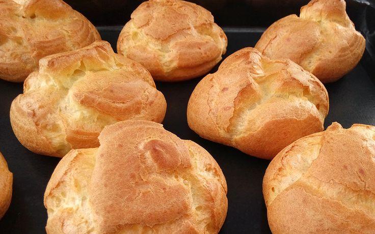 Soezenbeslag   Bonn's Bakery - Dit is het soezenbeslag dat ik gebruik om heerlijke moorkoppen me te maken.