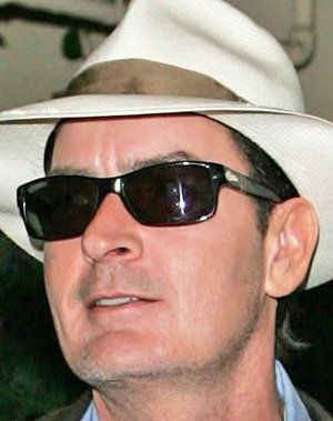 Charlie Sheen In Persol Sunglasses Celebrity Sunglasses
