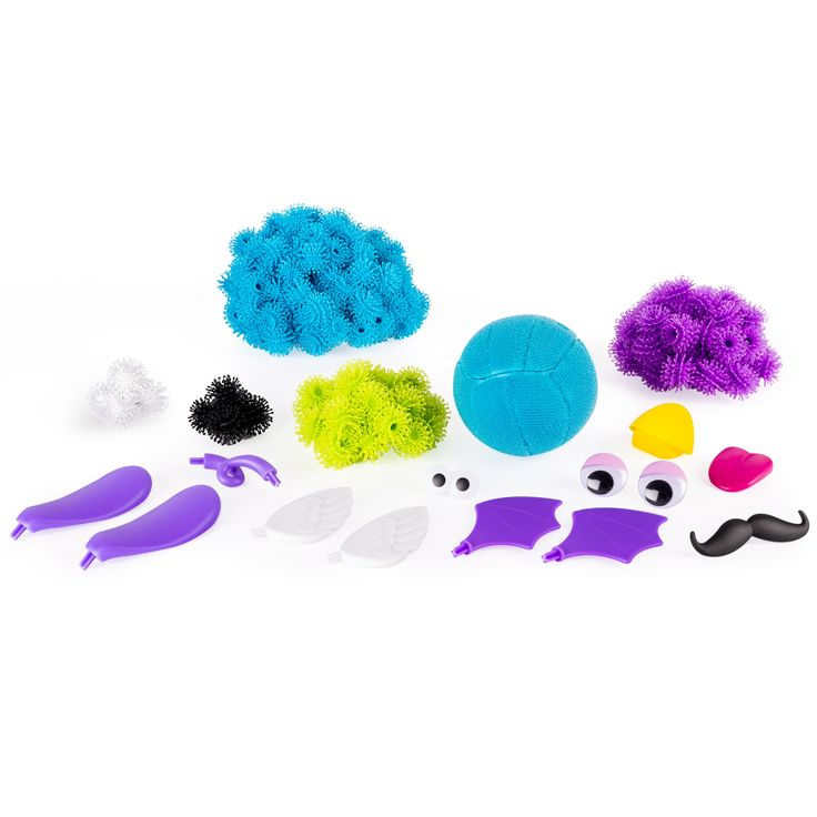 Bunchems Alive - Motorized Action Pack, Art & Drawing Toys