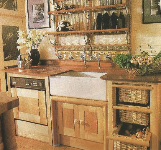 small neat kitchen home decorating pinterest