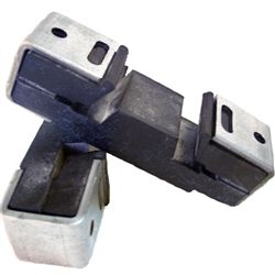 Kinetics IsoMax IsoClips offer a highly effective soundproofing solution at an affordable installed cost.  Attach resilient isolation clips to wall studs, ceiling joists, or masonry.  SoundAway IsoClips easily secures drywall furring channel.