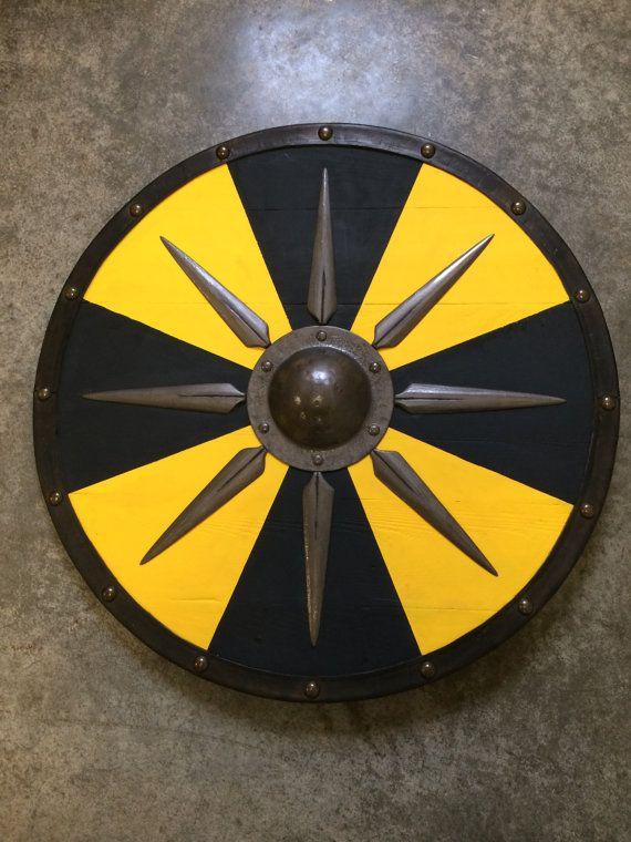 Authentic Viking Shield