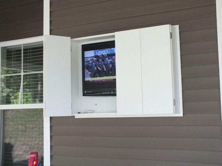 Outdoor Tv Cabinet