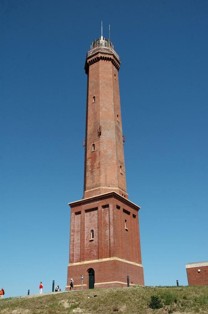 Leuchtturm Norderney (Großer Norderneyer Leuchtturm) East Frisian island of Norderney Saxony Deutschland Juni 2006 von Marco Viviani