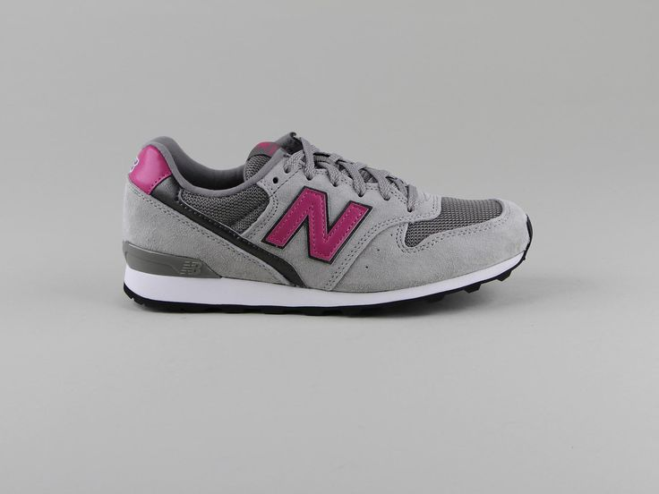New Balance WL996 - Chaussures Femme - Lacets