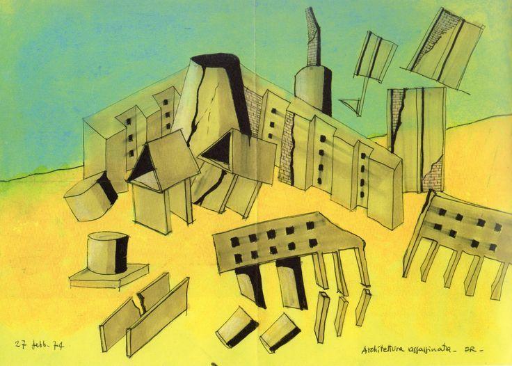 Architettura Assassinata - Aldo Rossi