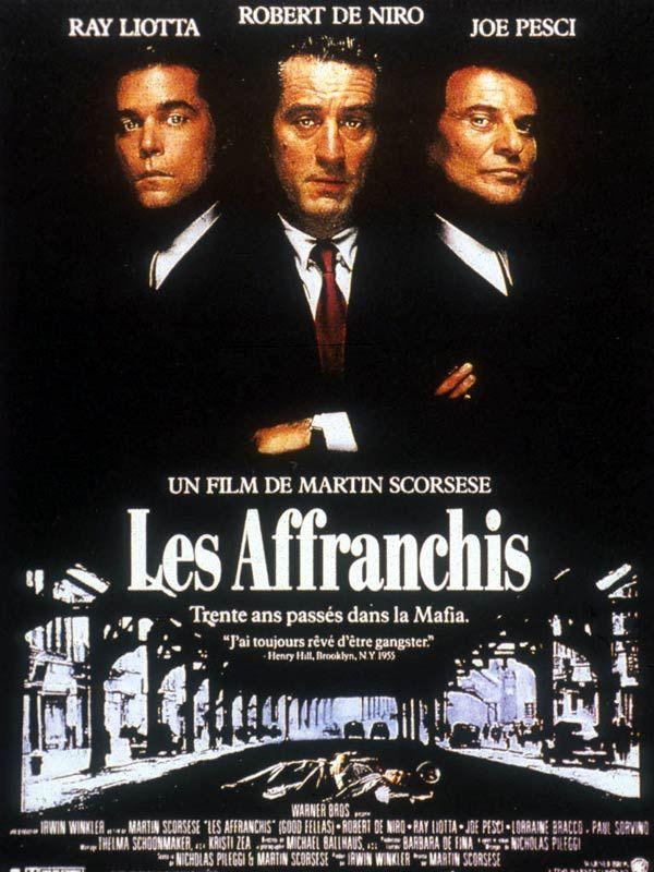 Redécouvrez la bande-annonce du film Les Affranchis ponctuée des secrets de tournage et d'anecdotes sur celui-ci. ☞ Les Affranchis (Goodfellas) est un film
