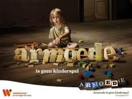 Armoede is geen kinderspel! Geef een signaal van protest, bouw mee aan een toekomst zonder armoede en zeg het voort!!