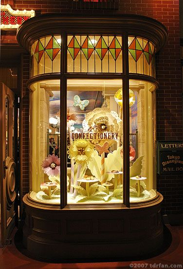 Confectionery Window