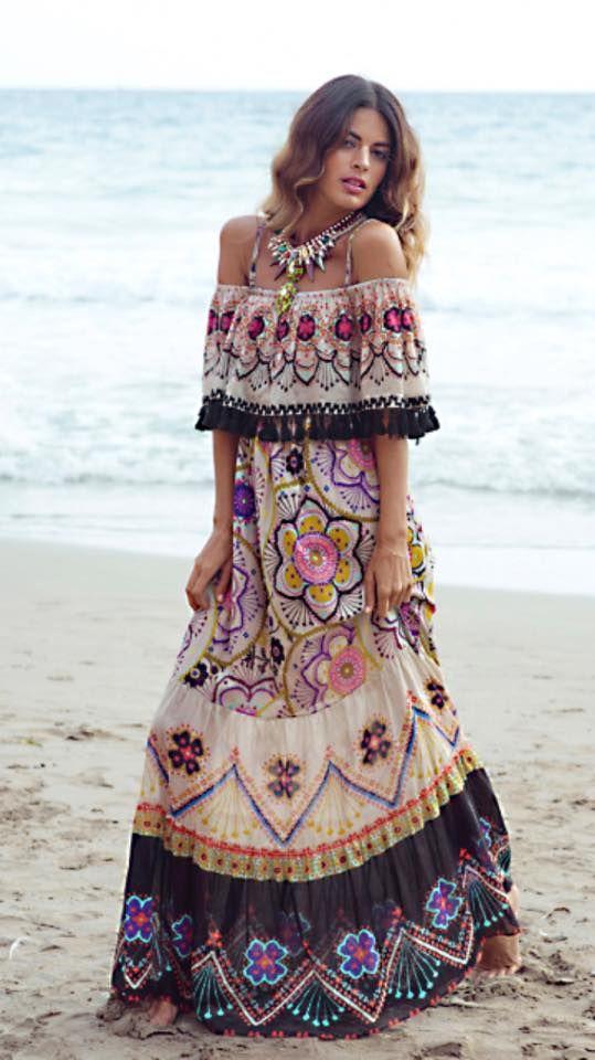 Anjuna Collection: la regina della spiaggia www.viaroma1.com #anjunacollection #summer #beachwear #fashion