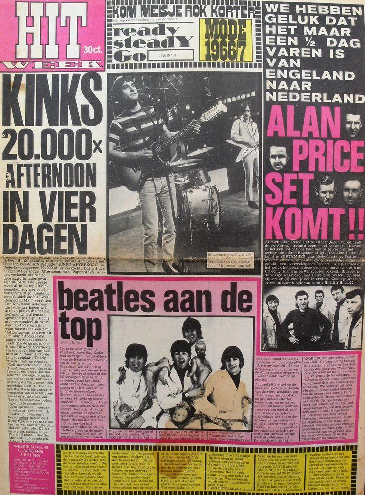 Jaargang 1 nr.43 ~ 8 juli 1966