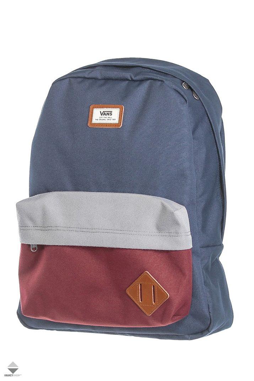 syndicate vans old skool backpack