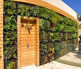 D living wall idea