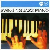 Swinging Jazz Piano [CD]
