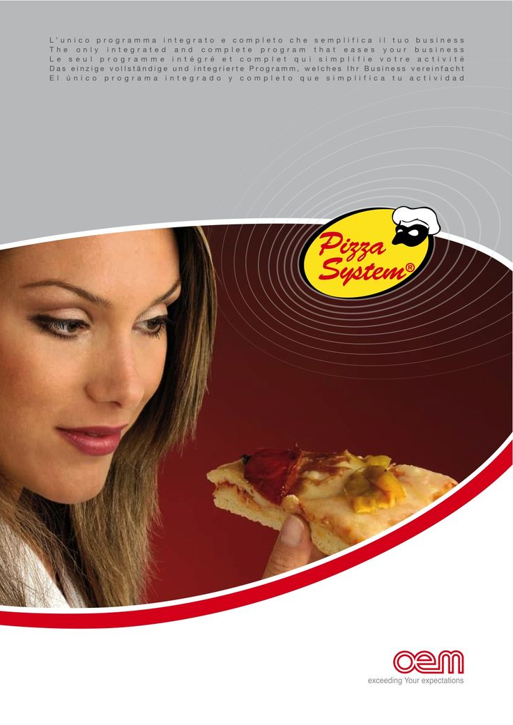 OEM - PIZZA SYSTEM