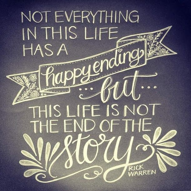 End Of Life Quotes Inspirational: Rick Warren Inspirational Quotes. QuotesGram