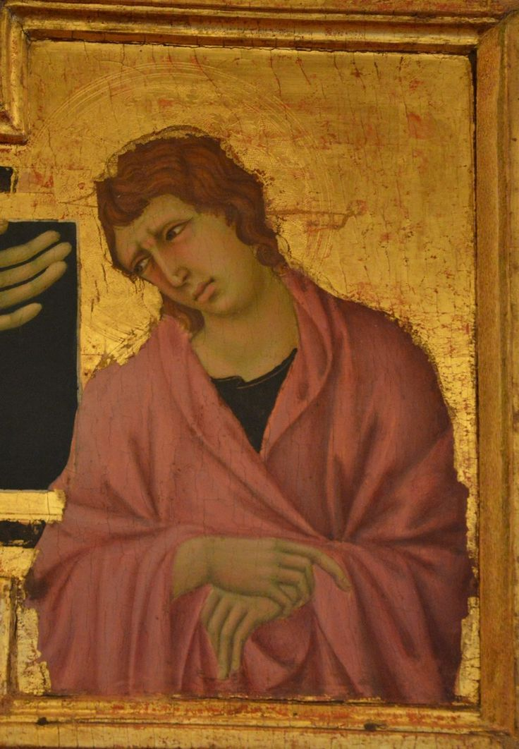 Siena painter sienese 1250 (my photo)