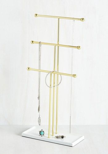 Serves You Upright Jewelry Stand