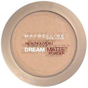 W Klubie Ekspertek możesz przetestować i ocenić Maybelline Dream Matte Powder (pinterest)
