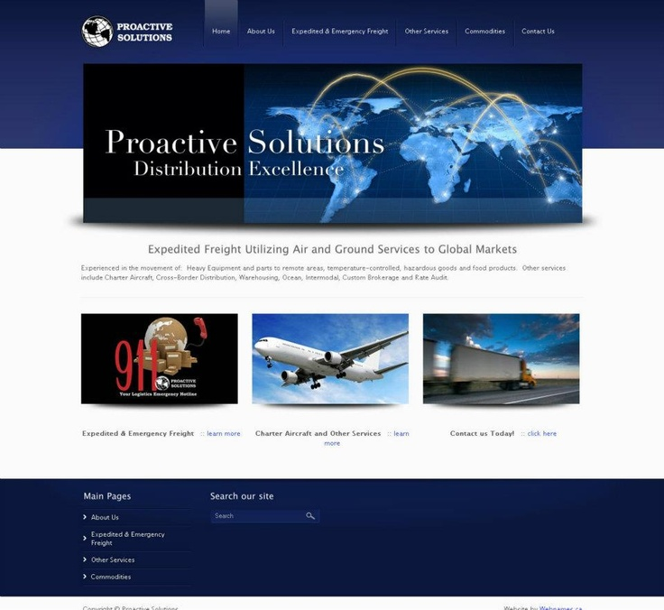 See the full website at www.proactive-solutions.biz