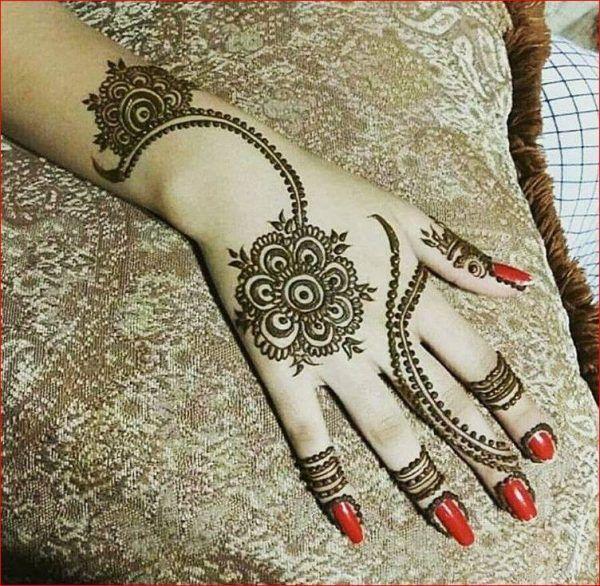 Latest Bridal Mehndi Designs 2017 For Girls & Women