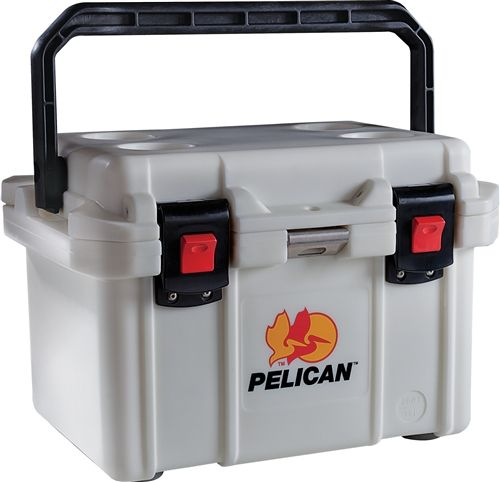 Don't wash your money on a cheap imitation like the Yeti Cooler. Go Pelican. PelicanCases.com