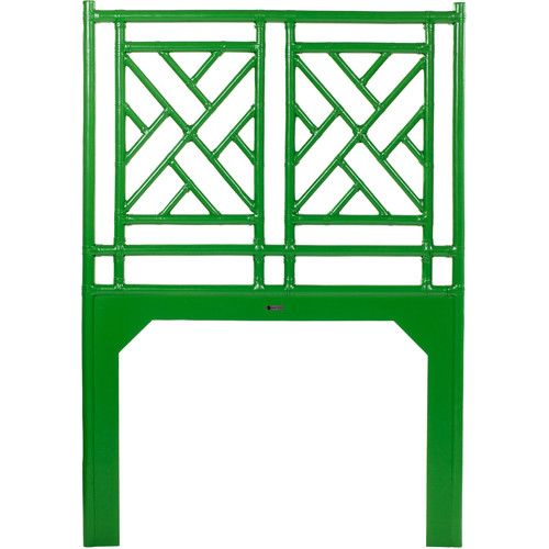 Found it at AllModern - Chinese Chippendale Open-Frame Headboard