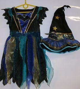 Zestaw sukienka i kapelusz http://www.dzieciociuszek.pl/products/11425